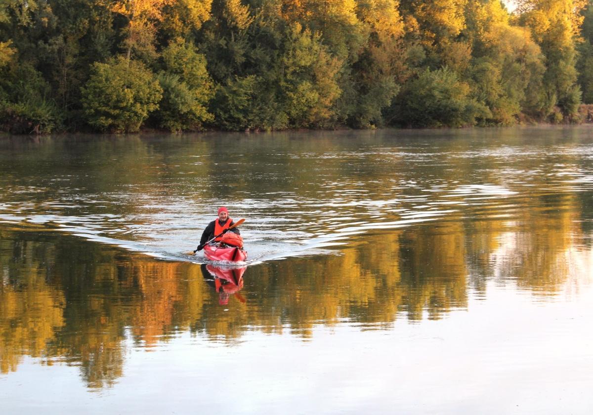 Descente de la Loire en Kayak